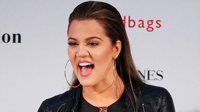 Khloe Kardashian younger photo three at etonline.com