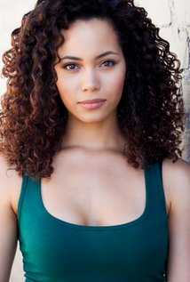 Madeleine Mantock - the hot, sexy, cute, actress with British, Spanish, roots in 2021