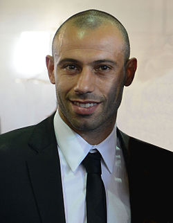 Javier Mascherano - the clever football player  with Argentine roots in 2019