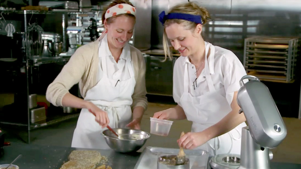 Christina Tosi first movie:  The Mind of a Chef