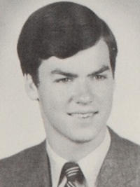 Michael Keaton yearbook photo two at Classmates.com at Classmates.com
