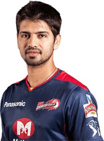 Naman Ojha - the cool, friendly,  cricket player  with Indian roots in 2018