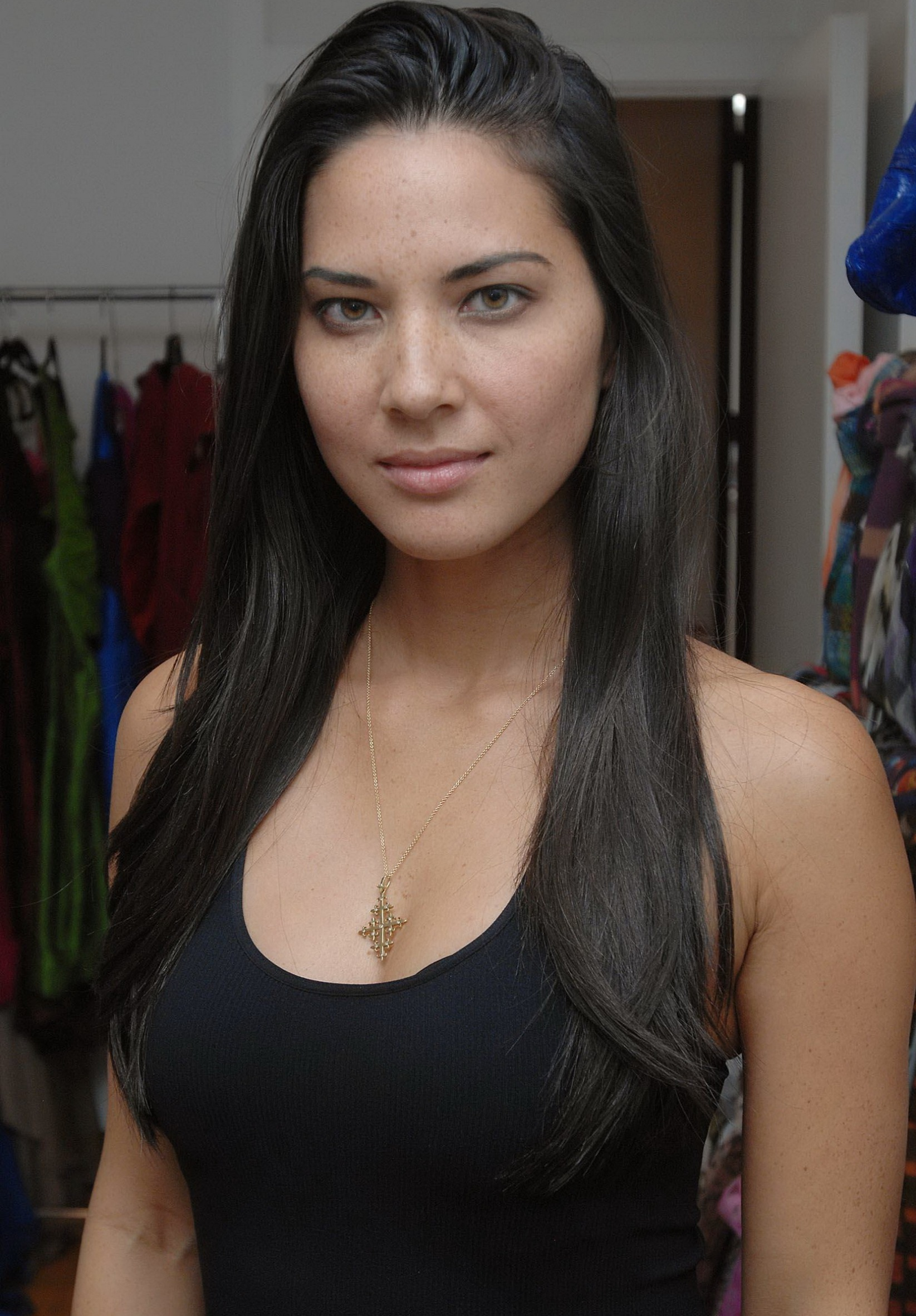 Young Olivia Munn naked (25 images), Selfie