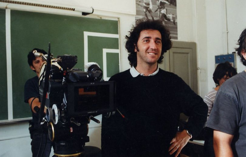 Paolo Sorrentino younger photo one at Konbini.com