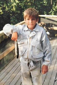 Ryan Reynolds childhood photo one at castofmovies.com