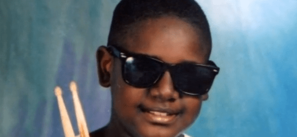 T-Pain childhood photo one at Cantstophiphop.com