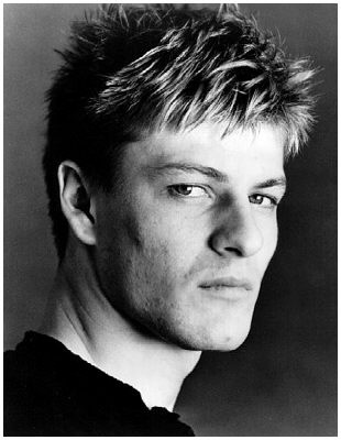 Sean Bean yearbook photo one at pinterest.com at pinterest.com