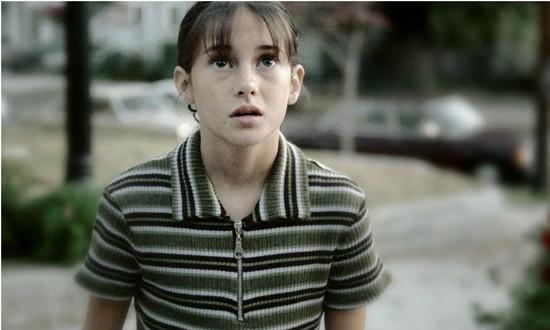 Shailene Woodley childhood photo one at pinterest.com