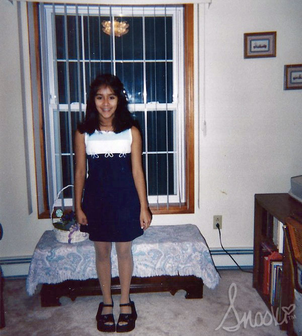 Snooki childhood photo two at starcasm.net