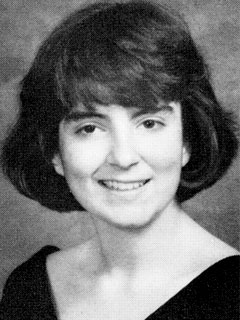 Tina Fey yearbook photo one at weebly.com at weebly.com