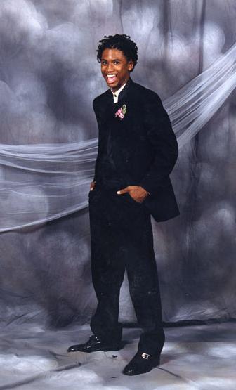 Trey Songz jongere foto een via pinterest.com