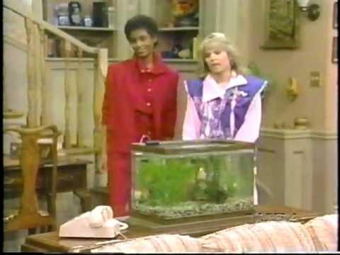 Whitney Houston first movie:  Gimme a Break!