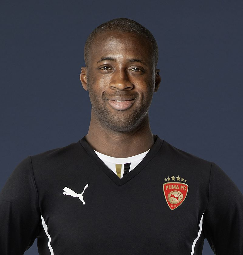 Yaya Touré - de  sporter met Ivoriaanse roots in 2019