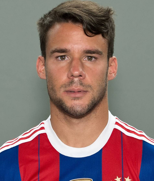 Juan Bernat younger photo one at pinterest.com