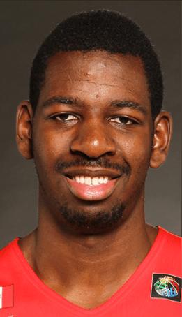 Andrew Nicholson - Questo giocatore di basket figo, amichevole, di origine Giamaicana nel 2020