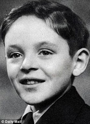 Anthony Hopkins childhood photo one at Dailymail.co.uk