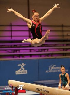 Maggie Nichols - the cool, beautiful,  athlete  with English roots in 2018