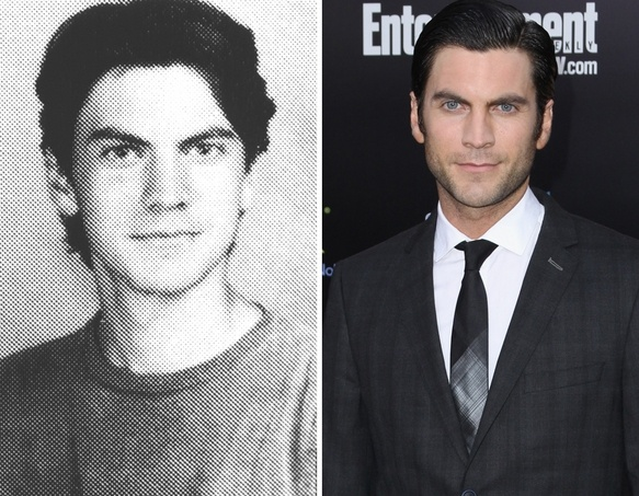 Wes Bentley yearbook photo one at pinterest.com at pinterest.com