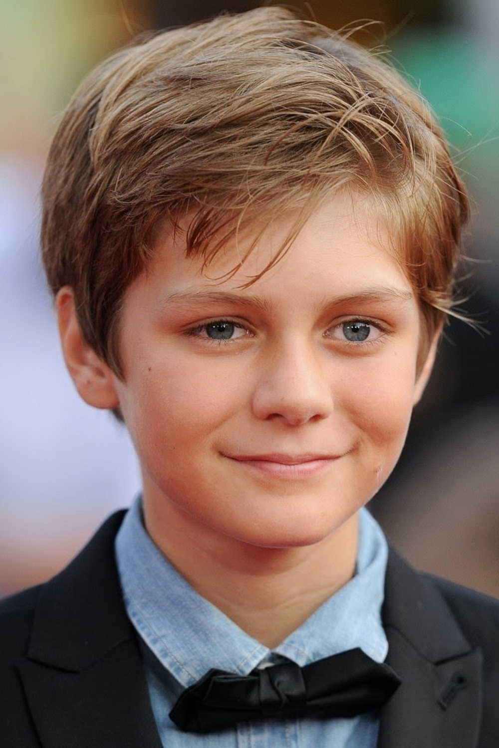 Ty Simpkins childhood photo one at pinterest.com