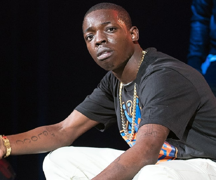 Bobby Shmurda - the cool, fun,  musician  with Jamaican roots in 2019