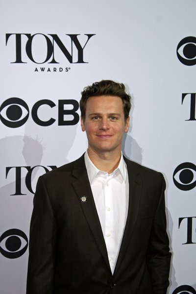 Jonathan Groff first movie:  The 61st Annual Tony Awards
