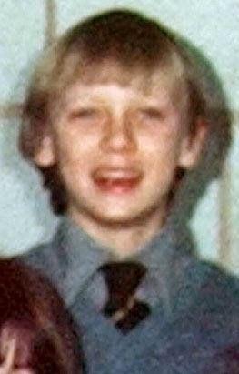 Daniel Craig childhood photo one at pinterest.com