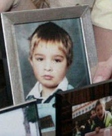 Ed Westwick childhood photo one at Pinterest.com