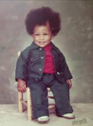 Pharrell Williams childhood photo one at Capitalxtra.com
