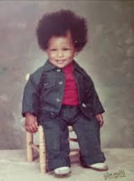 Pharrell Williams childhood photo one at Capitalxtra.com