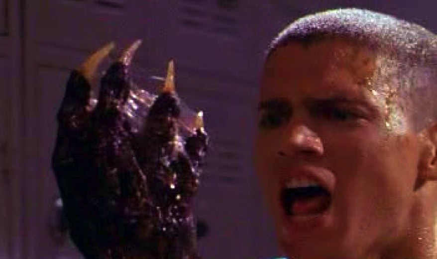 Wentworth Miller first movie:  Buffy the Vampire Slayer