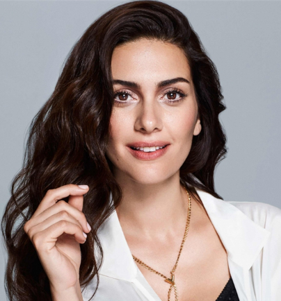 Bergüzar Korel - the hot, beautiful, sexy,  actress, model,   with Turkish roots in 2018