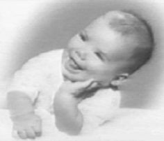 Sandra Bullock childhood photo one at Pinterest.com