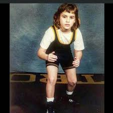 Helen Maroulis childhood photo one at hellenext.com
