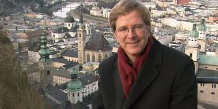 Primer película de Rick Steves: Travels in Europe with Rick Steves