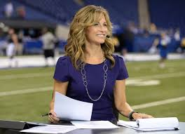 Suzy Kolber first movie: ESPN