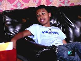 Diggy Simmons, foto de infância um em buddytv.com