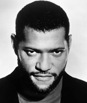 Laurence Fishburne younger photo one at pinterest.com
