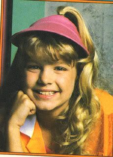 Fergie childhood photo one at Pinterest.com