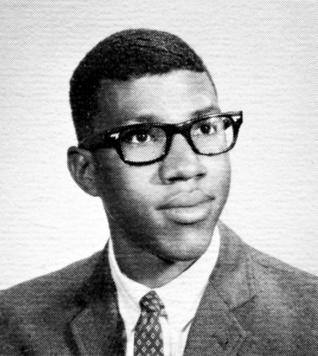 Lionel Richie yearbook photo one at Pinterest.com at Pinterest.com