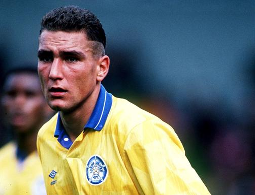 Vinnie Jones younger photo one at Spoughts.co.uk