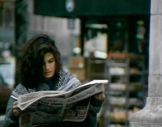 Sandra Bullock Erster Film: Hangmen