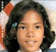 Halle Berry childhood photo two at Pinterest.com