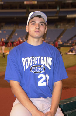 Joey Votto younger photo two at perfectgame.org