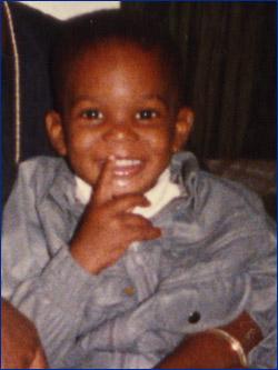 Chris Bosh kindertijd foto een via NBA.com