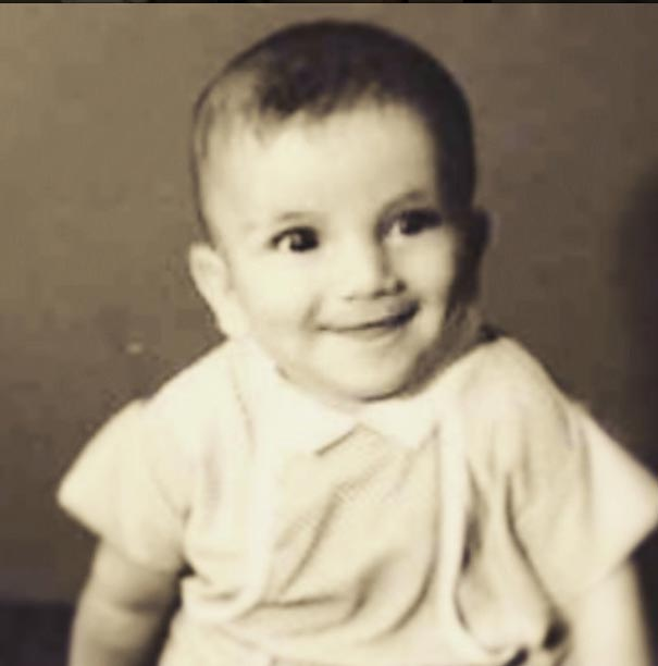 Peter Andre childhood photo two at Hellomagazine.com