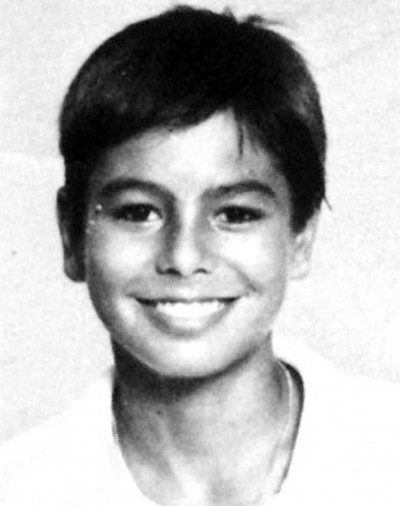 Enrique Iglesias yearbook photo one at pinterest.com at pinterest.com