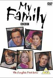 Rupert Evans first movie:  My Family