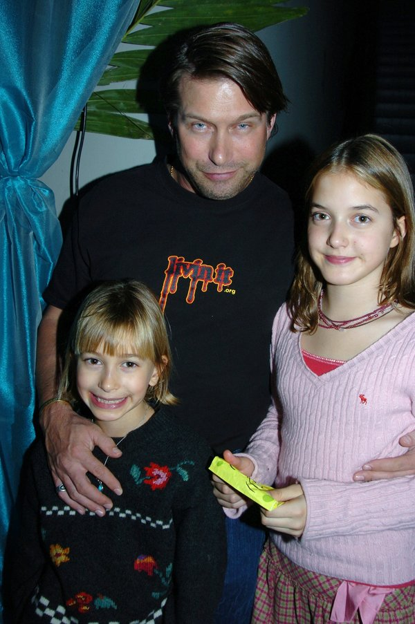 Hailey Baldwin childhood photo one at huffingtonpost.com