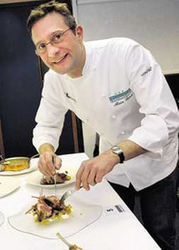 Alain Roux younger photo one at birminghammail.co.uk
