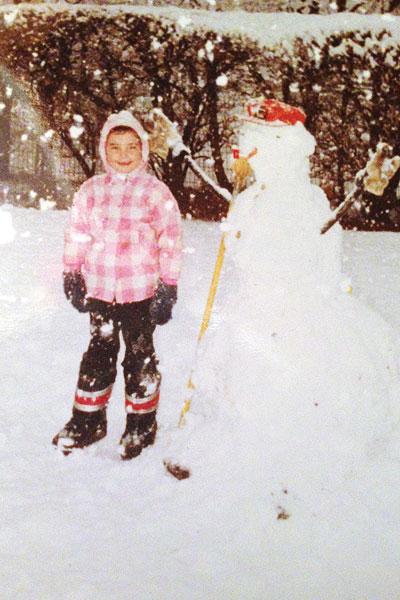 Alana Nichols kindertijd foto een via espn.com